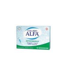 collirio alfa antistaminico 10 contenitori monodose