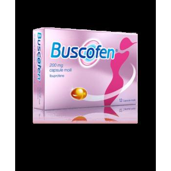 buscofen 12 capule molli 200mg