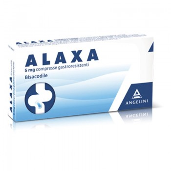alaxa 20 compresse gastroresistenti 5mg