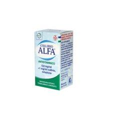 collirio alfa antistaminico 10 ml