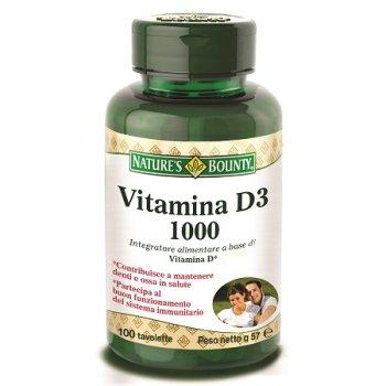 vitamina d3/1000 100tav