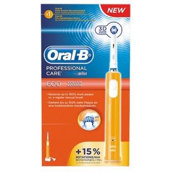 oralb spazzolino elettrico pc 600  crossaction ...