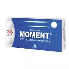 Moment 36 Compresse Rivestite 200 mg