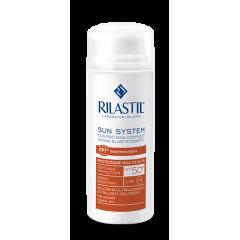 Rilastil Sun System SPF50+ Gel Crema Solare Ultraleggero Protezione Molto Alta 50 ml