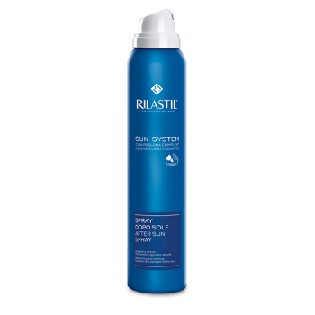 rilastil sun system doposole spray rinfrescante 200 ml