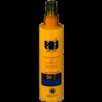 roc soleil protect lozione spray idratante corpo sfp30+