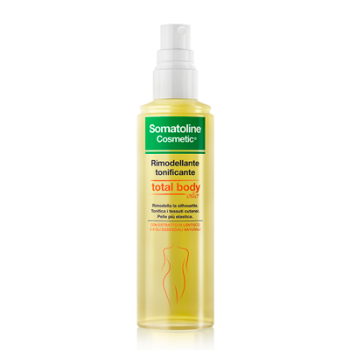 somatoline cosmetic rimodellante total body oil