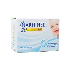 Narhinel 20 Ricariche Usa & getta Soft