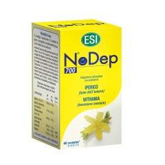 NO DEP 700 Iperico Withania Magnesio Vitamina B6 60 Ovalette
