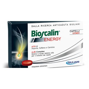Bioscalin Energy Anticaduta Capelli Uomo 30 Compresse Special Price