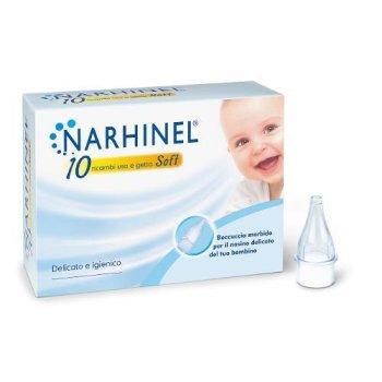 narhinel 10 ricariche soft