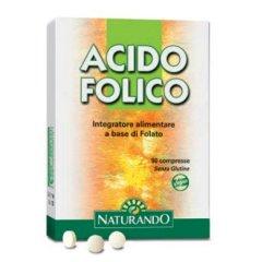 acido folico 90cpr naturando