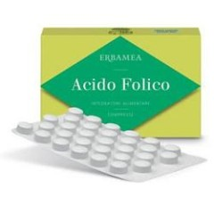 acido folico 90cpr 18g erbamea
