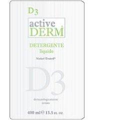 active derm detergente 400ml