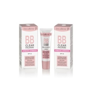 incarose bb clear hyaluronic m