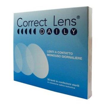 correct lens daily mono 2,25