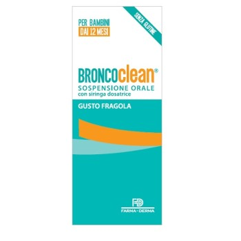 broncoclean sosp orale 100ml