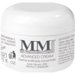 mm system advanced cream acido glicolico 30%