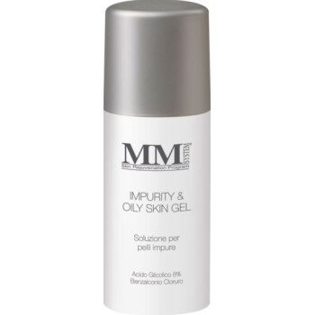 mm system impurity & oily skin gel soluzion...