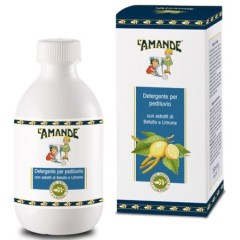 l'amande marseille - detergente per pediluvio 250ml