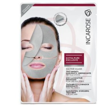 incarose extra pure exclusive silver mask 25ml
