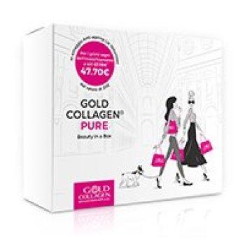 gold collagen pure beauty set