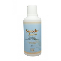 SANODET-ATTIVO SHDOC DERM 500