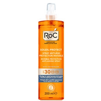roc solari spray invisibile spf 30