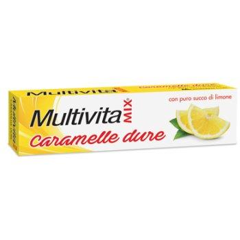 multivitamix caramelle limone 32g
