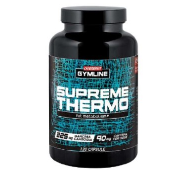enervit gymline muscle thermo 120 cps