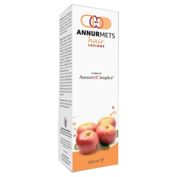 annurmets hair lozione anticaduta 100ml