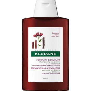 klorane shampoo chinina l18 400ml