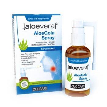 zuccari aloevera2 aloegola spray 30 ml