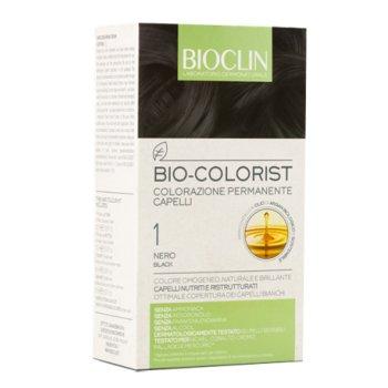 bioclin bio colorist tintura capelli colore 1 nero