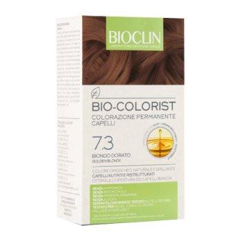 bioclin bio colorist tintura capelli colore 7.3 biondo dorato