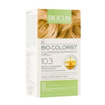 bioclin bio colorist tintura capelli colore 10.3 biondo chiarissimo extra dorato
