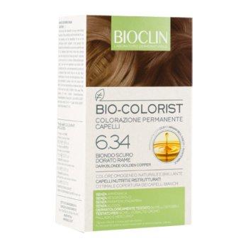 bioclin bio colorist tintura capelli colore 6.3...