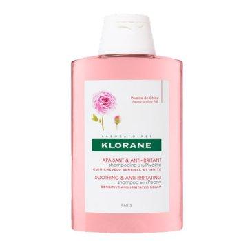 klorane shampoo peonia 200ml