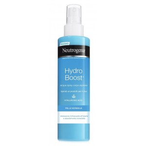 Neutrogena Hydra Boost Acqua Spray Idratante Corpo Express 200 ml