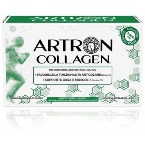 GOLD Collagen Artron 10 Flaconcini 30ML
