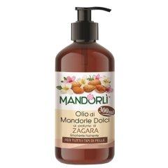 MANDORLÌ Olio di Mandorle Dolci Profumo ZAGARA Olio Corpo 300ML
