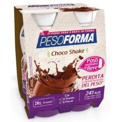 PESOFORMA CHOCO SHAKE 4 X 236ML ( 4 Pasti )