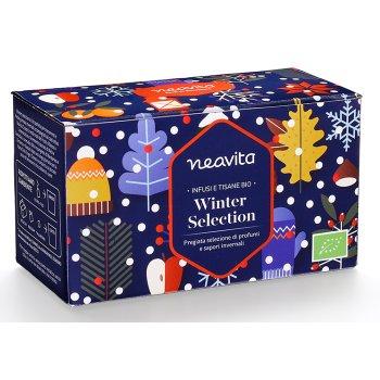 neavita selezione bio winter selection 20 filtri assortiti