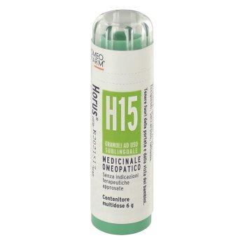 """horus 15 gr """"homeopharm"""""""