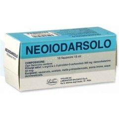 Neoiodarsolo 10 Flaconcini Orali 15ml
