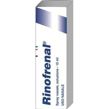 rinofrenal soluzione rinologica 15ml
