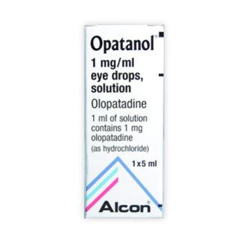 opatanol collirio flacone 5ml 1mg/ml