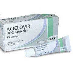 aciclovir crema  3g 5% doc