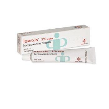 lomexin crema dermica 30g 2%