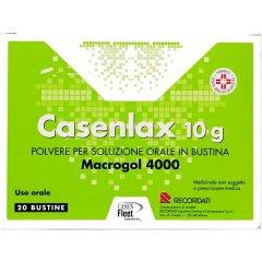 casenlax polvere orale 20 bustine 10g